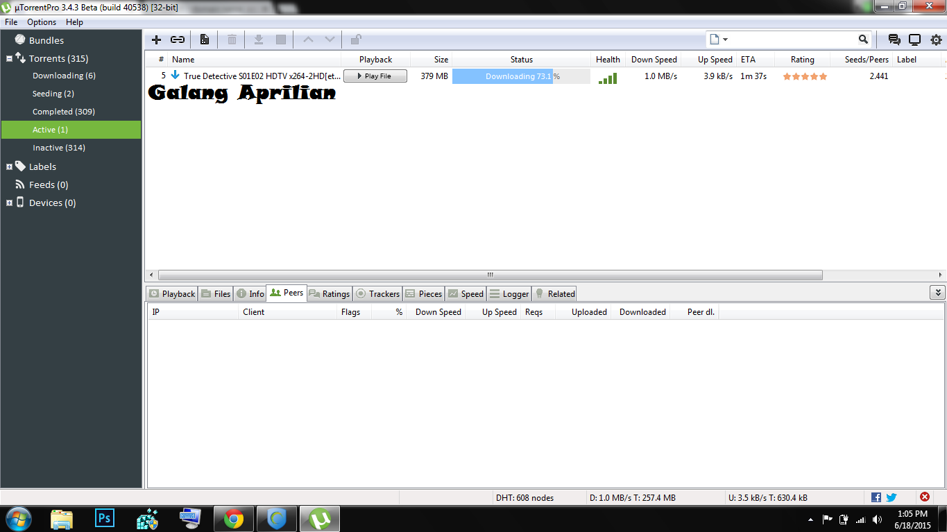 utorrent pro cracked for android