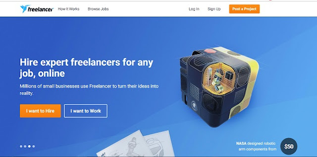 Make Money Online With Freelancer