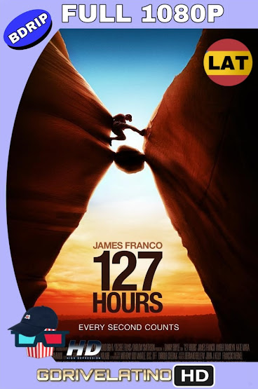 127 Horas (2010) BDRip 1080p Latino-Ingles mkv