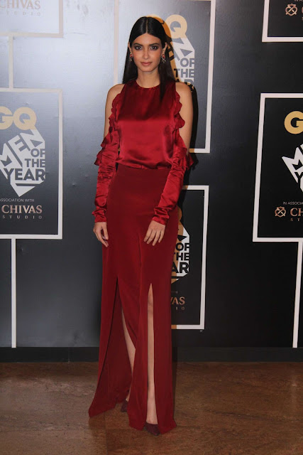 Diana Penty – GQ India's Men of the Year Awards 2016 in Mumbai