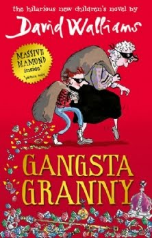 Friday book review - Gangsta Granny by David Walliams