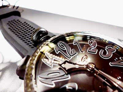 ウォッチ 腕時計 ガガミラノ GaGa SELECT 世界限定 500 カーボンファイバー ネイマール ラグジュアリー