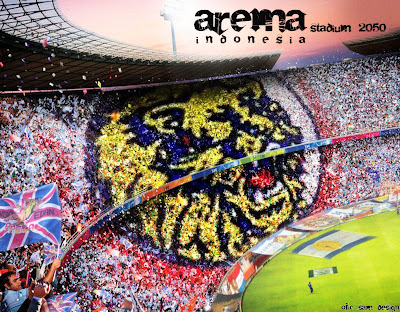 Wallpaper Oka Arema