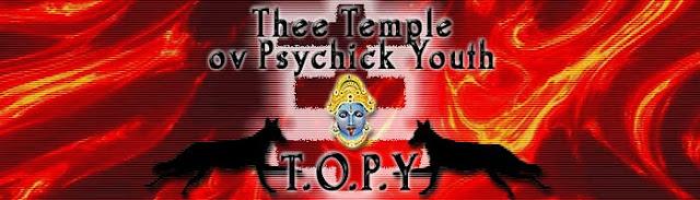 Thee Temple ov Psychick Youth ajaran agama yang unik dan aneh