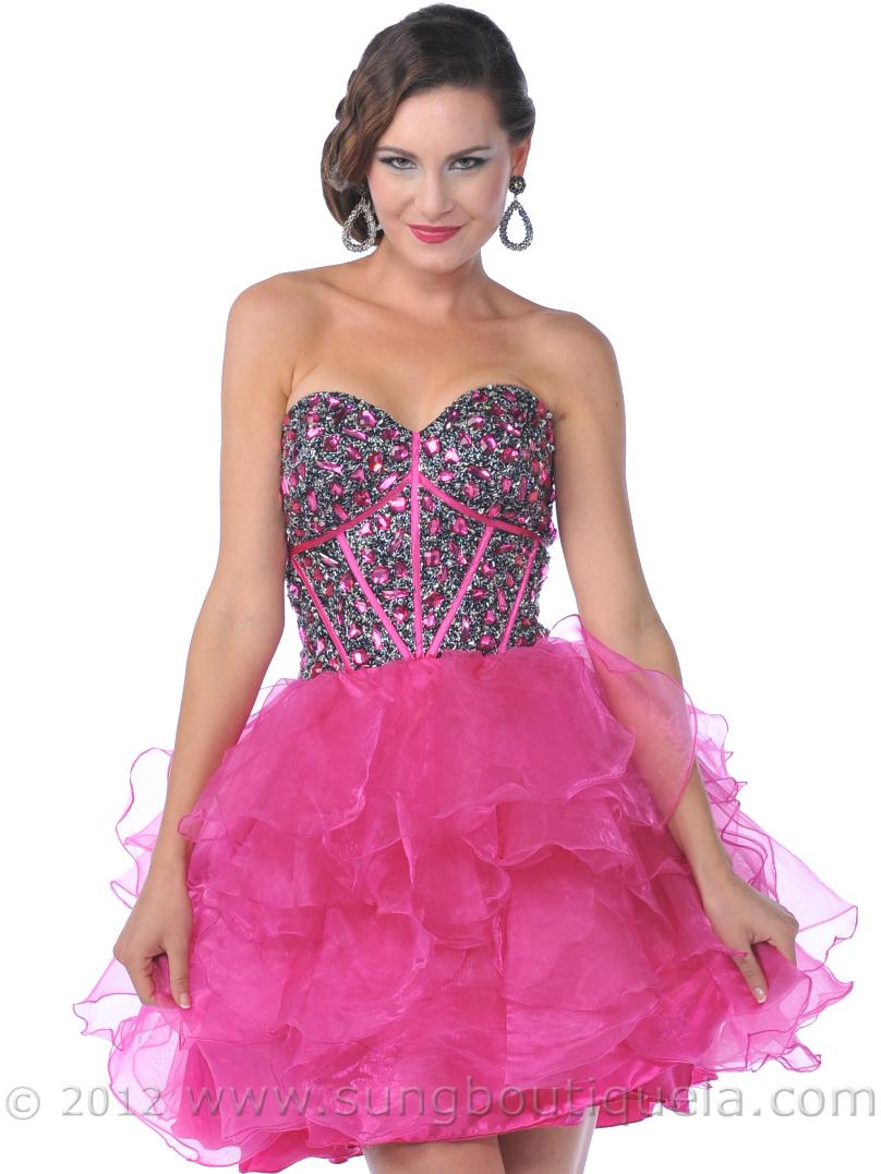 Asombroso 18 Vestidos De Fiesta Ideas Ornamento Elaboración ...