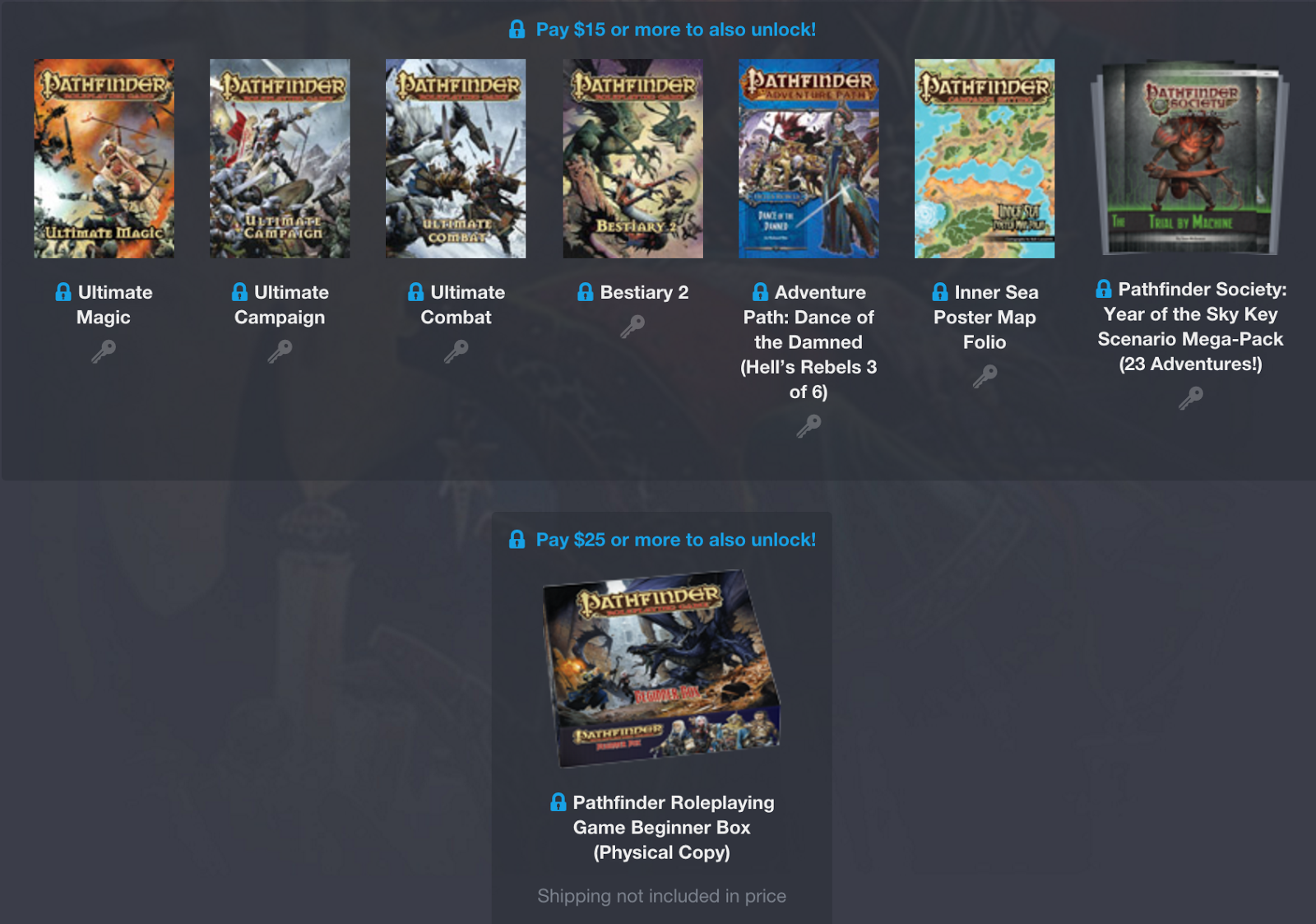 Humble Bundle Pinterest: Tenkar's Tavern: Humble Bundle RPG Book Bundle