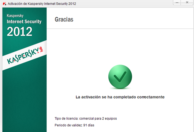 Kaspersky Antivirus Internet Security [2012] Español Descargar [1 Link]