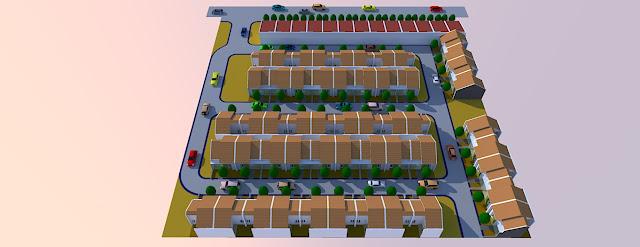 Site Plan Type 40