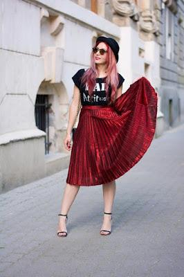 propuestas de Faldas y Zapatos