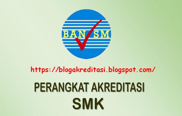 Perangkat Akreditasi SMK 2018