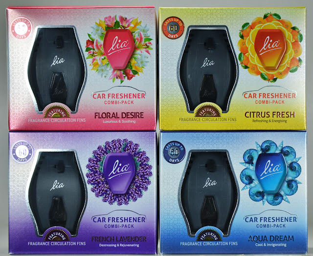 Ripple launches new air freshener products under the brand names Lia and Stop-O