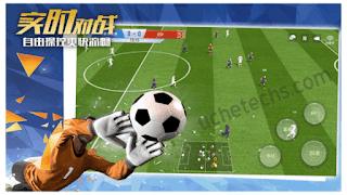 Greenery Soccer 2019 450MB