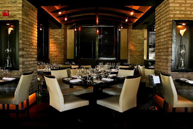 Restaurante Prime 112 na Ocean Drive em Miami