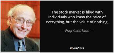 Philip Fisher Quotes