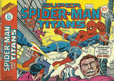 Super Spider-Man and the Titans #224