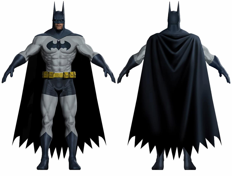 The Dork Review Rob S Room Batman Skins Apalooza