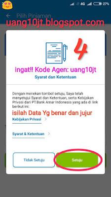 Pinjaman Tunaiku Kode Agen uang10jt Pinjaman uang Tangerang