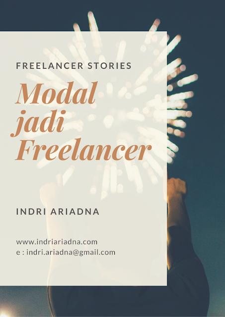 freelancer butuh modal