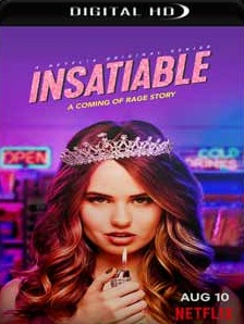 Insatiable 1ª Temporada Completa Torrent – 2018 (WEB-DL) 720p Dual Áudio