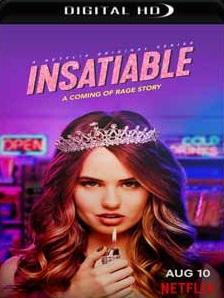 Insatiable 1ª Temporada Completa Torrent – 2018 (WEB-DL) 720p Dual Áudio