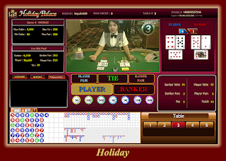 บาคาร่าฮอลิเดย์,Holiday Casino