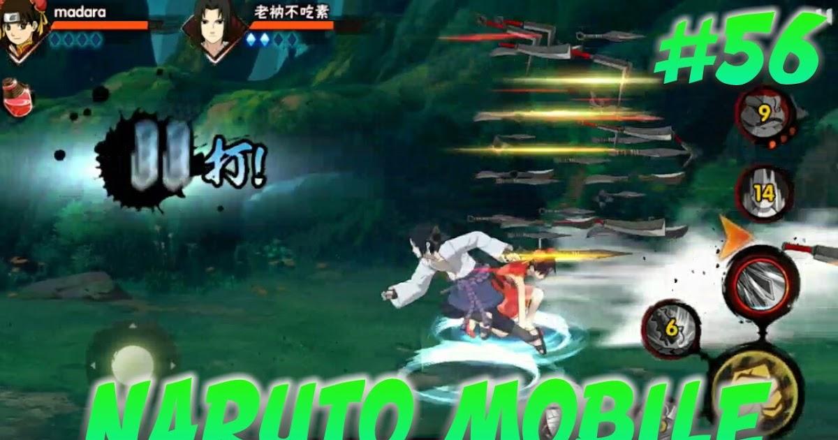 Download Gratis Naruto Mobile Fighter v1.5.2.9 Apk Terbaru