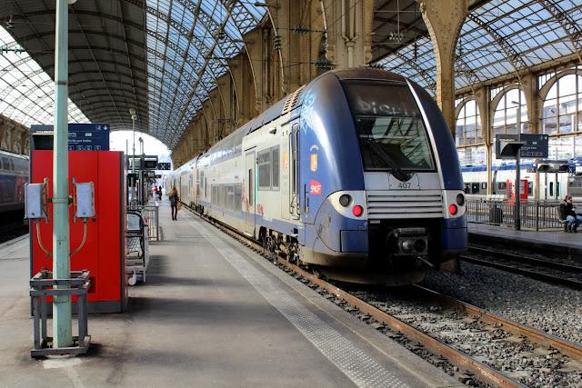 Como ir de trem do aeroporto de Nice até o centro