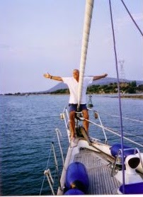 Dimitris loving life.