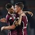 Sampdoria, Sassuolo e Torino avançam na Copa da Itália; Udinese cai