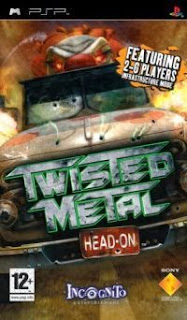 Twisted Metal Head On ISO PPSSPP - wasildragon.web.id