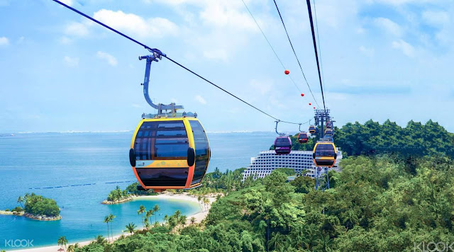 Singapore Itinerary Blogs
