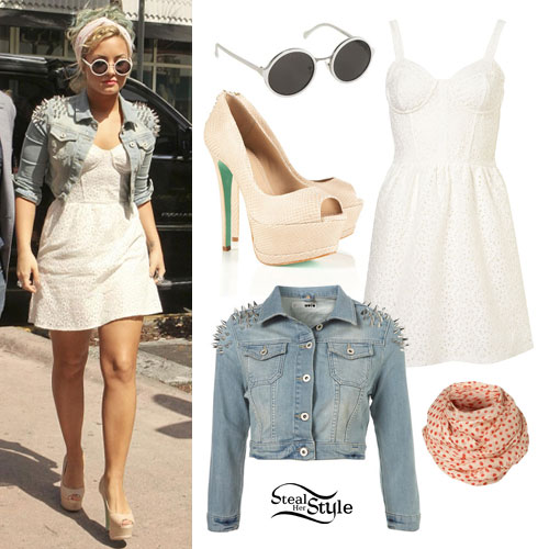demi lovato style clothes - photo #31