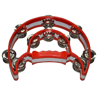 Tambourine Hand Percussion Musical Instrument