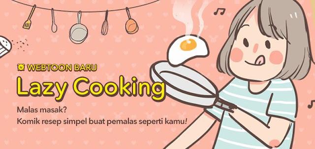 maniak-makan-lazy-cooking-line-webtoon