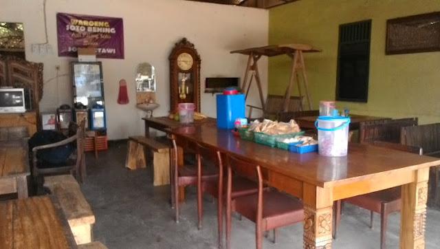 kampung kecil bojongsari sawangan