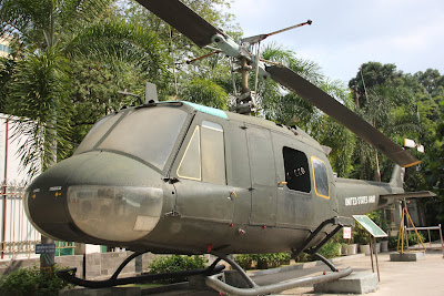 UH- 1H helicopter of the Vietnam War