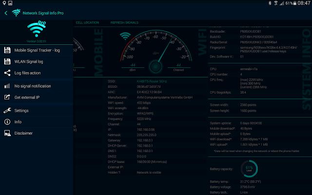 Network Signal Info Pro Full Apk