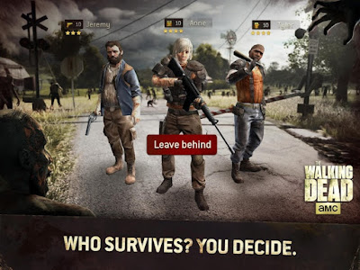 Free Download The Walking Dead No Man's Land v2.1.0.81 APK [MOD]