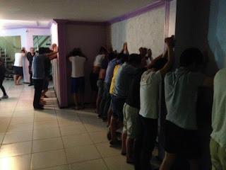 PF faz ação contra tráfico de pessoas para exploração sexual no Ceará