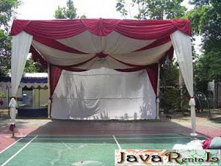 Sewa Tenda Dekorasi - Penyewaan Tenda Dekorasi Event