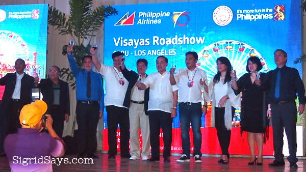 PAL Visayas Roadshow