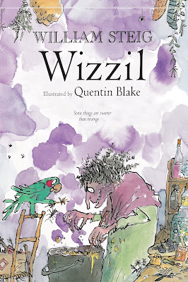 Wizzil, part of William Steig book review collection