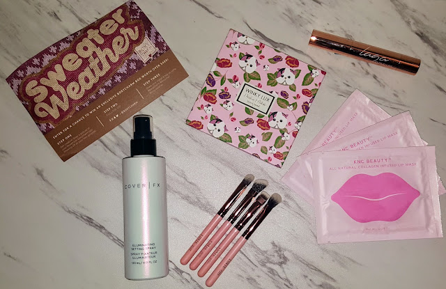 BoxyCharm November 2017