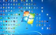 Salvare e bloccare le icone sul desktop