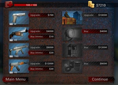 لعبة التصويب واطلاق النار الزومبى نهاية العالم Zombie Apocalypse مجانا
