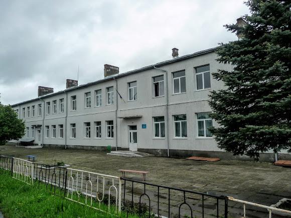 Поездки по Украине, Станков. Школа