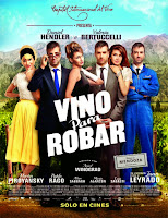 Vino para robar (2013)