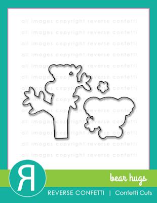 bear hugs confetti cuts