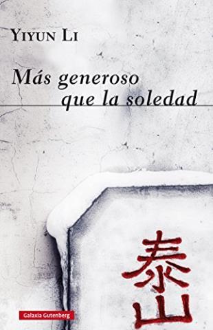 Más generoso que la soledad