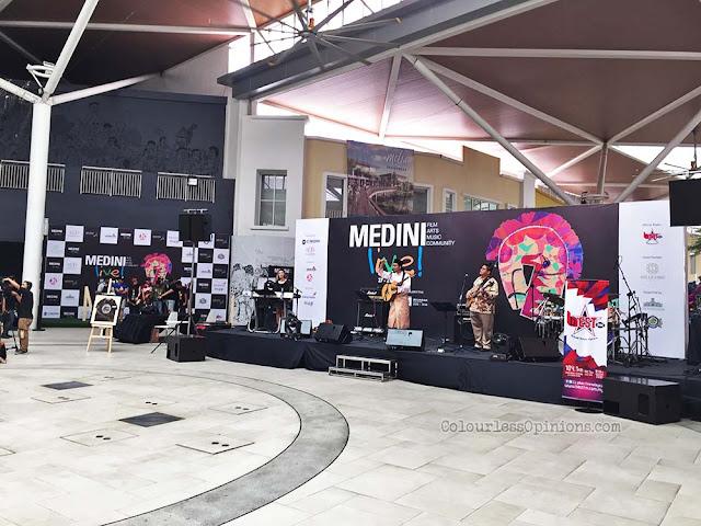 az samad trio medini live 2016